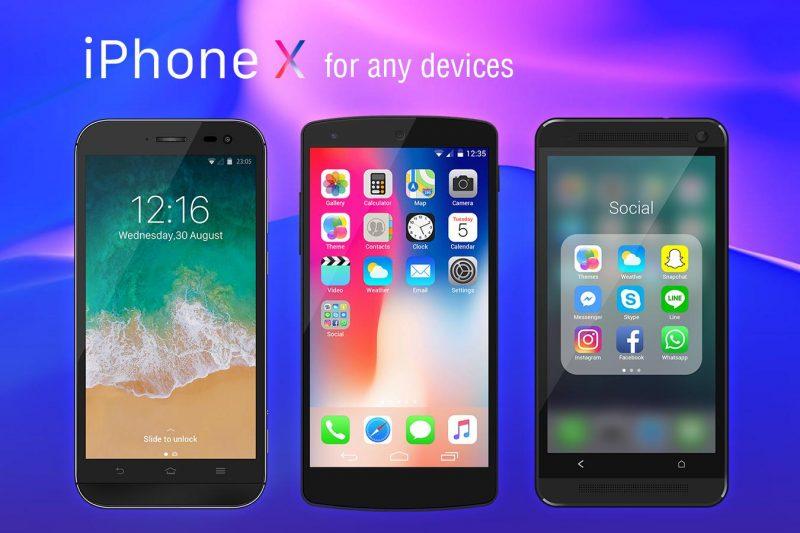 iphone launcher pro apk 2018